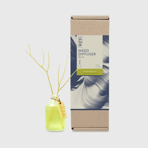 Diffuser 50ml essential oil