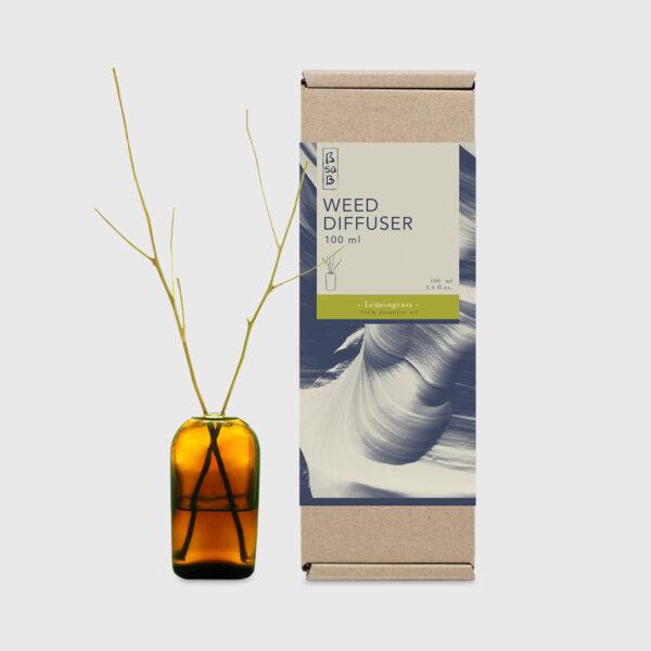 diffuser 100ml essential oil